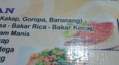 Photo of Asian Restaurant Sari Laut Mas Her at Kota Selatan, Indonesia