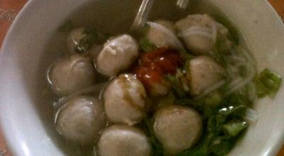 Photo of Meatball Place Bakso Rejeki at Jl. Kartini, Blitar, Indonesia