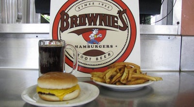 Photo of Burger Joint Brownie's Hamburger Stand at 2130 S Harvard Ave, Tulsa, OK 74114, United States