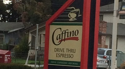 Photo of Coffee Shop Caffino at 2797 El Camino Real, Redwood City, CA 94061, United States