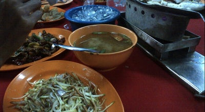Photo of Seafood Restaurant Hai Thien Restaurant (海天海鮮) at Jalan Jeti Baru, Kuala Perlis 02000, Malaysia