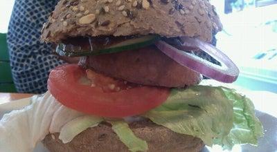 Photo of Vegetarian / Vegan Restaurant De Vegetarische Snackbar at Stationsplein 5a, Den Haag 2515 BT, Netherlands