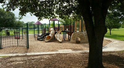 Photo of Playground Joanne Land Playground at Old Settlers Park at United States
