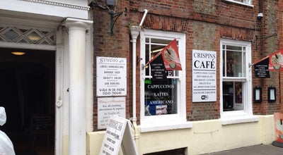 Photo of Breakfast Spot Crispins Café at 46 East Street, Chichester, United Kingdom