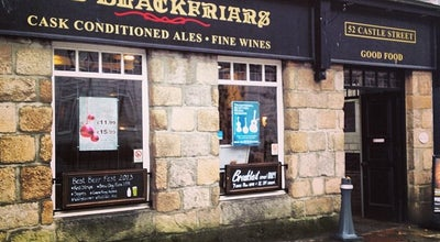Photo of Bar Old Blackfriars at 52 Castle St., Aberdeen AB11 5BB, United Kingdom