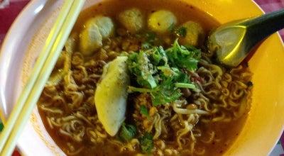 Photo of Ramen / Noodle House อรุณี ลูกชิ้นปลา at Kalasin, Thailand