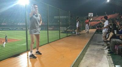 Photo of Baseball Field 台南市立棒球場 | Tainan Baseball Stadium at 南區健康路一段257號, Tainan 702, Taiwan