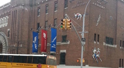Photo of Athletics and Sports Armory Track & Field at 216 Fort Washington Ave, New York, NY 10032, United States