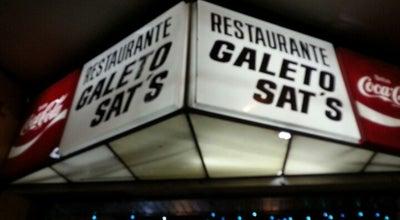Photo of Brazilian Restaurant Galeto Sat's at R. Barata Ribeiro, 7, Rio de Janeiro 22011-002, Brazil