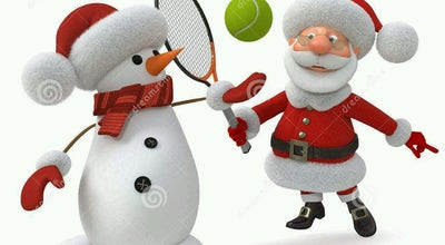 Photo of Tennis Court Теннисный корт санатория «Белые Ночи» at пос. Солнечное, Russia