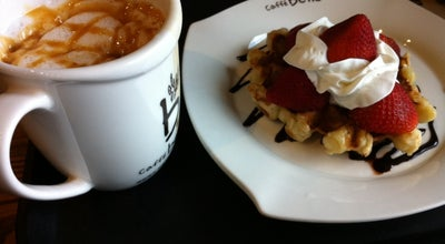 Photo of Coffee Shop Caffé Bene at 2625 Old Denton Rd, Carrollton, TX 75007, United States