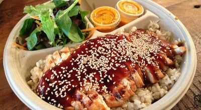Photo of Japanese Restaurant Glaze Teryaki Grill at 139 4th Ave, New York City, NY 10003, United States