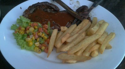 Photo of Steakhouse D'barleys Cafe at Jalan Ahmad Yani, Pangkalpinang, Indonesia