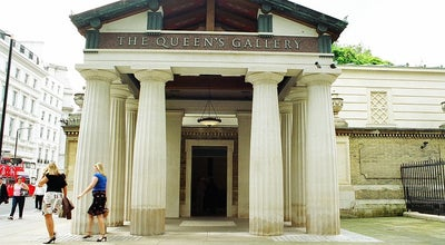 Photo of Museum The Queen's Gallery at Buckingham Palace Road, London SW1A 1AA, United Kingdom