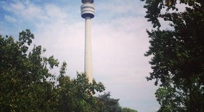 Photo of Beer Garden Turmterasse at Florianstraße 2, Dortmund 44139, Germany