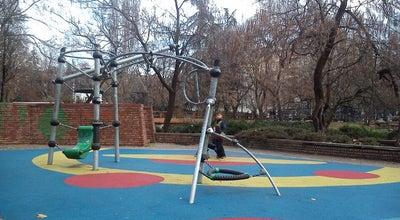 "Photo of Playground Детска площадка ""Космос"" at Пл. България 1, София 1414, Bulgaria"