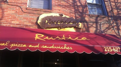 Photo of Pizza Place Rustica Pizza at 903 N 2nd St, Philadelphia, PA 19123, United States