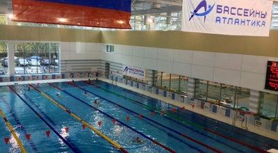 Photo of Pool Атлантика at Ул. Передовиков, 5а, Санкт-Петербург, Russia