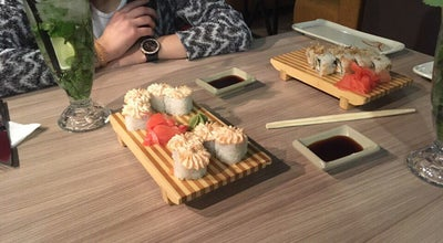 Photo of Sushi Restaurant Рыба. Рис at Пр. Ленина, Д. 55, Tomsk 634050, Russia