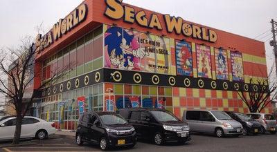 Photo of Arcade セガワールド倉敷 at 西中新田535-2, 倉敷市, Japan