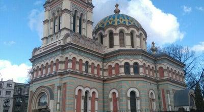 Photo of Church Sobór św. Aleksandra Newskiego - Alexander Nevsky Cathedral at Kilińskiego 109, Łódź, Poland