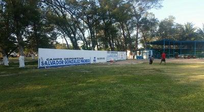 Photo of Baseball Field Campo Juan Gabriel at Mexico