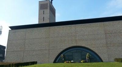 Photo of Church Sveta Mati Slobode at Jarun 1, Zagreb 10000, Croatia