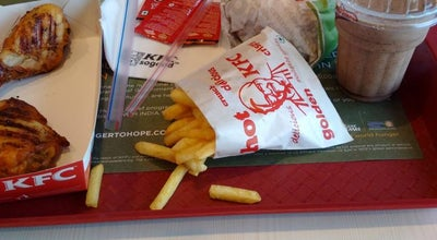 Photo of Fried Chicken Joint KFC Eternity Mall at Variety Square, Sitabuldi, Nagpur 440012, India