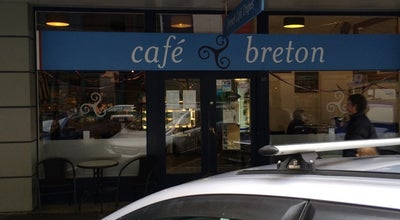 Photo of Cafe Café Breton at 20 Brandon Street, Wellington, New Zealand