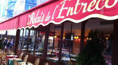 Photo of Steakhouse Le Relais de l'Entrecôte at 101 Boulevard Du Montparnasse, Paris 75006, France