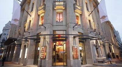 Photo of American Restaurant Hard Rock Cafe Budapest at Deák Ferenc U. 3-5., Budapest 1051, Hungary