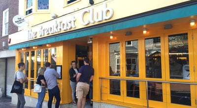 Photo of Breakfast Spot The Breakfast Club at 16-17 Market St, Brighton BN1 1HH, United Kingdom