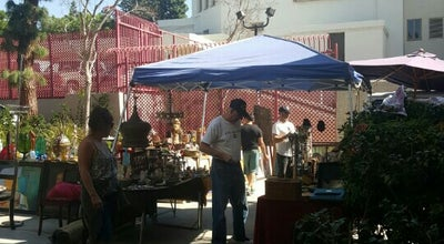 Photo of Thrift / Vintage Store Fairfax High Swap Meet at 643 N Fairfax Ave, Los Angeles, CA 90036, United States