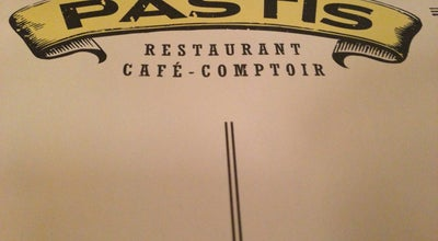 Photo of French Restaurant Le Pastis at 28 Rue Du Commandant Andre, Cannes 06400, France