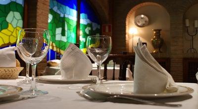 Photo of Spanish Restaurant Restaurante Poetas Andaluces I at Calle Obispo Hurtado, 25, Granada 18004, Spain