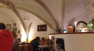 Photo of Cafe Cafe Sofa at Spiegelgasse 1, Regensburg 93047, Germany