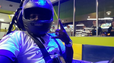 Photo of Go Kart Track I-Drive Indoor Kart Racing at Municipal Dr, Orlando, FL 32819, United States