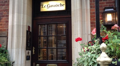 Photo of French Restaurant Le Gavroche at 43, London W1K 7QR, United Kingdom
