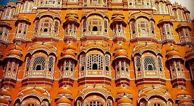 Photo of Historic Site Hawa Mahal |  हवा महल at Hawa Mahal Road, Jaipur 302002, India