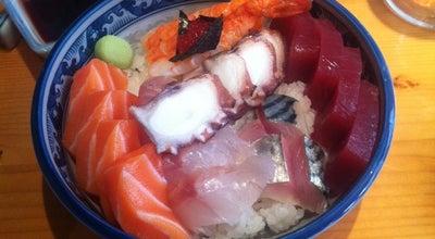 Photo of Japanese Restaurant Sakura at 46 Rue Raymond Du Temple, Vincennes 94300, France