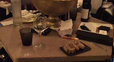 Photo of Argentinian Restaurant Anahi at 49 Rue Volta, Paris 75003, France