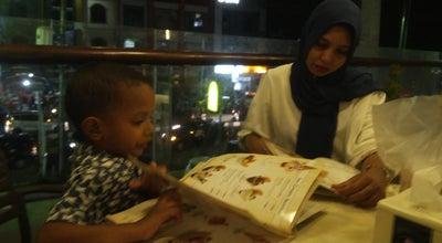 Photo of Ice Cream Shop Fountain Ice Cream Café & Restaurant at Suzuya Mall, Banda Aceh, Indonesia