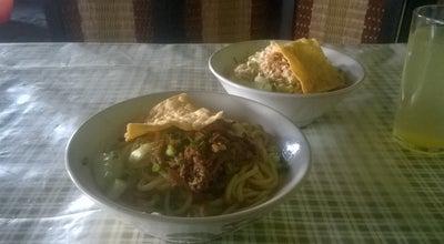 Photo of Ramen / Noodle House Pangsit mie ayam-Cak Agus at Gg. Garasi, Batu 65311, Indonesia