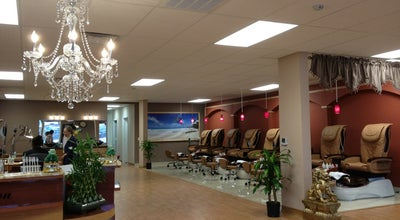 Photo of Nail Salon KLC Nails and Spa at 5509 Odana Rd, Madison, WI 53719, United States