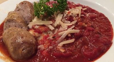 Photo of Italian Restaurant Mazzotti's on the Plaza at 773 8th St, Arcata, CA 95521, United States