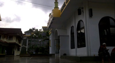 Photo of Mosque Masjid Jami Nurul Asror Suryalaya at Suryalaya, Panjalu, Indonesia