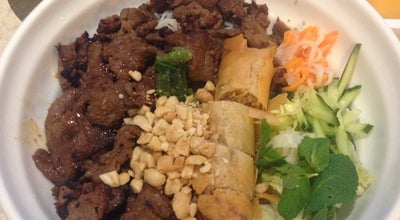 Photo of Asian Restaurant Pho Mekong at 555 Essa Rd, Barrie, On, Canada