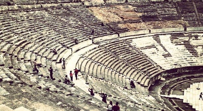 Photo of Historic Site Great Theater of Ephesus at Efes, Selçuk, Turkey