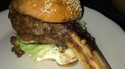 Photo of Steakhouse M. Wells Steakhouse at 4315 Crescent St, Long Island City, NY 11101, United States