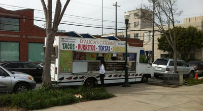 Photo of Food Truck D'alicia's Taqueria at Hollis St., Emeryville, CA 94608, United States